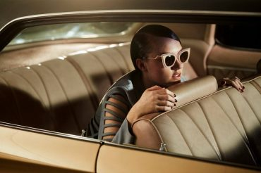 Fendi Orchidea Spring/Summer 2015 Sunglasses Collection