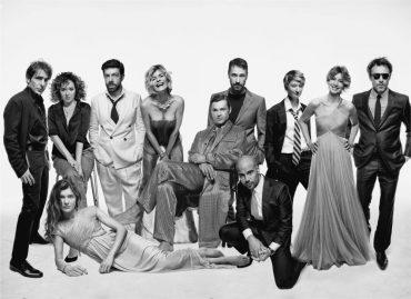 Vanity Fair Italia: Atribute in a Special Shot
