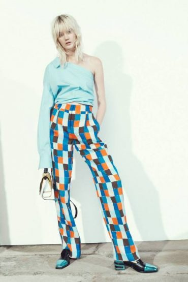 """Emilio Pucci """"The Pilot Episode"""" Ready to Wear Spring/Summer 2016"""
