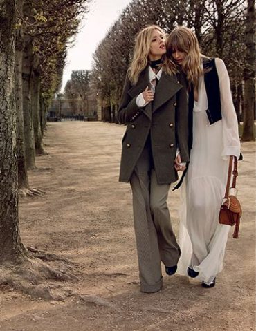 Chloé Fall/Winter 2015 Campaign