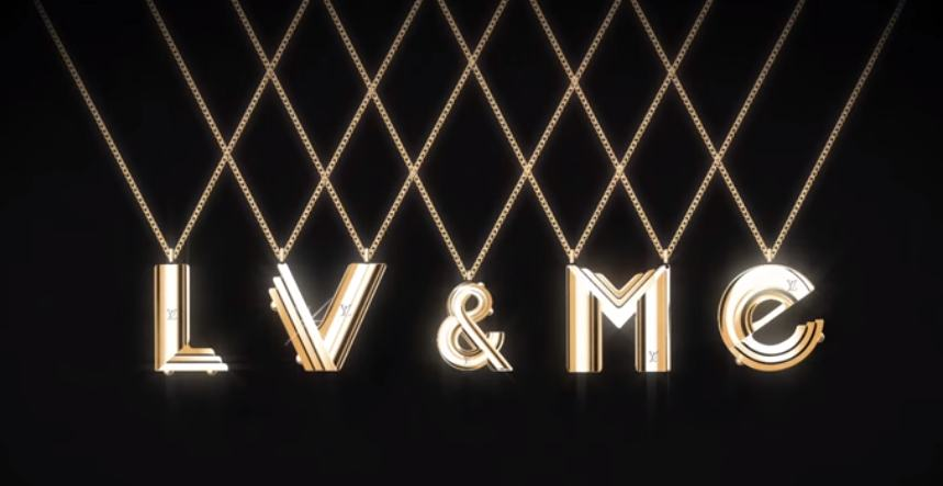 "Louis Vuitton ""LV and ME"" Jewellery Collection"