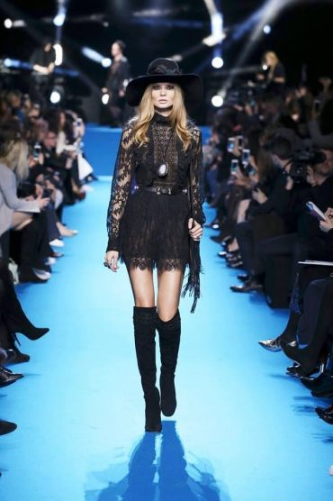 ELIE SAAB Ready-to-Wear Autumn Winter 2016/17 Fashion Show