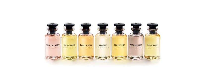 New Parfums by Louis Vuitton‬