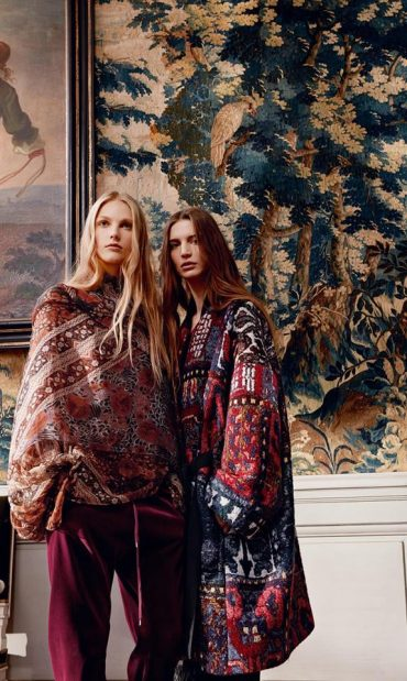 Chloé Fall-Winter 2016 Campaign