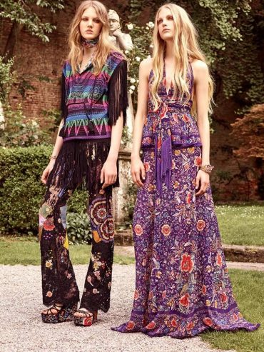 From the Collection Roberto Cavalli Resort 2017