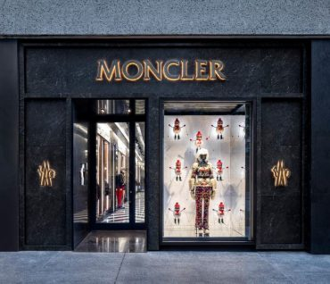 New Moncler stores