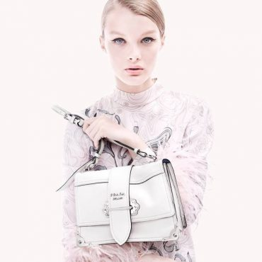 Prada Cahier and the Etiquette Bags