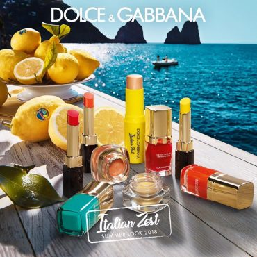 Dolce&Gabbana – Italian Zest Make Up Collection