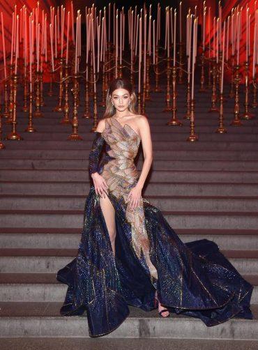 Versace at the 2018 Met Gala