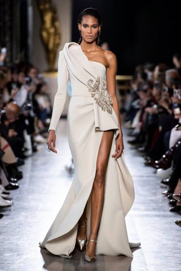 ELIE SAAB Haute Couture Spring -Summer 2019 Fashion Show
